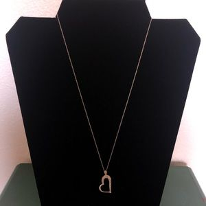 KAY Jewelers Heart Necklace
